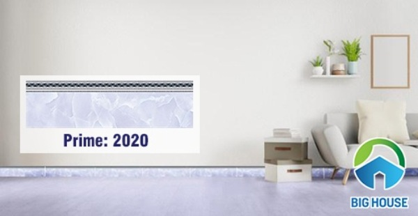 Gạch viền chân tường Prime 2020