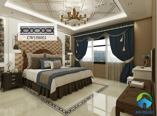 Top mẫu gạch viền 15×80 ốp chân tường, viền gạch thảm Đẹp
