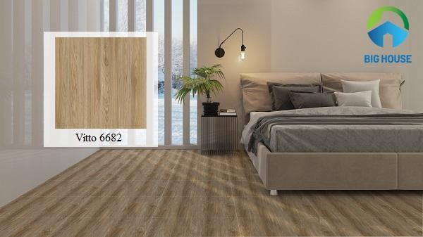 Mẫu gạch lát nền 600x600 ceramic giá rẻ cho phòng ngủ