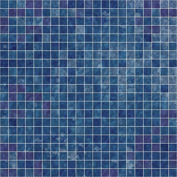 map gạch mosaic sang trọng