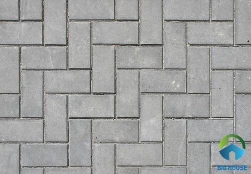 map gạch vỉa hè giả đá