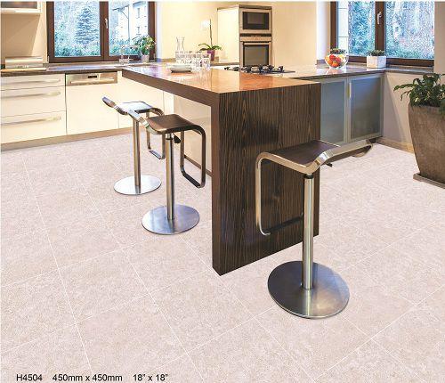 Mẫu gạch lát nền nhà bếp Bạch mã đẹp