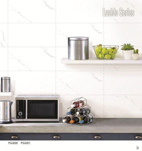 Gạch ốp tường nhà bếp Bạch mã