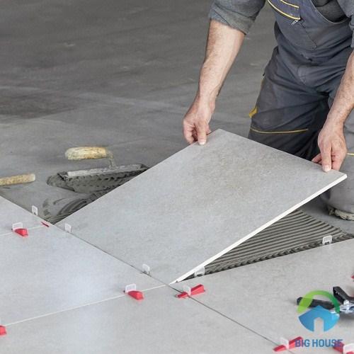 quy trình sản xuất gạch porcelain 2